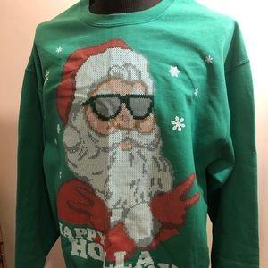 Other - Christmas sweatshirt size xl